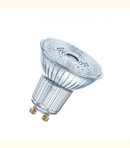 Ampoule LED star 4,3W (éq. 50W) 36° GU10 OSRAM - Couleur - Blanc chaud 2700°K - OLD-LEDFLASH - siageo-led.com