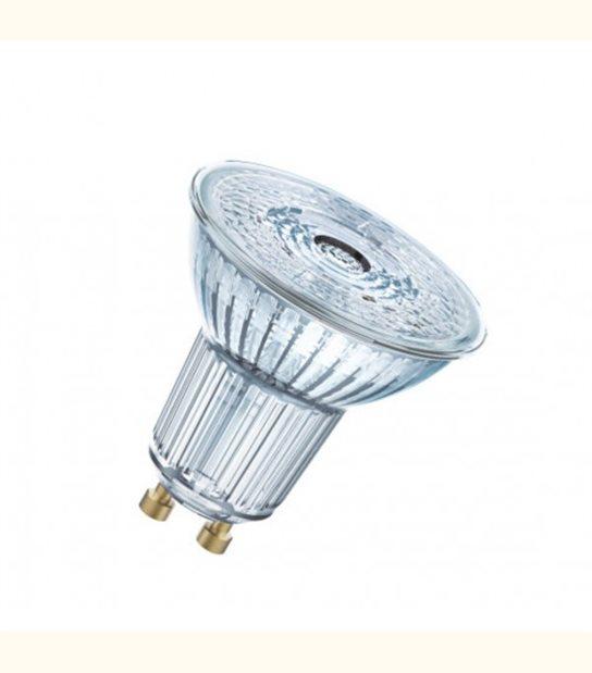 Ampoule LED star 6,9W (eq. 80W) 36° GU10 OSRAM - Couleur - Blanc chaud 2700°K - OLD-LEDFLASH - siageo-led.com