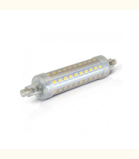 Ampoule led crayon R7S 16 watt 118 mm - Couleur - Blanc neutre 4000°K - OLD-LEDFLASH - siageo-led.com