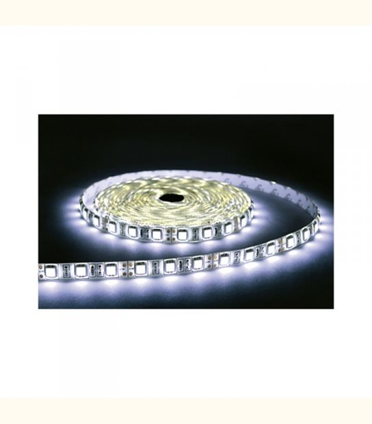 Bandeau LED 24 Volt 72 watt étanche IP65 - Couleur - Blanc neutre 4000°K - OLD-LEDFLASH - siageo-led.com