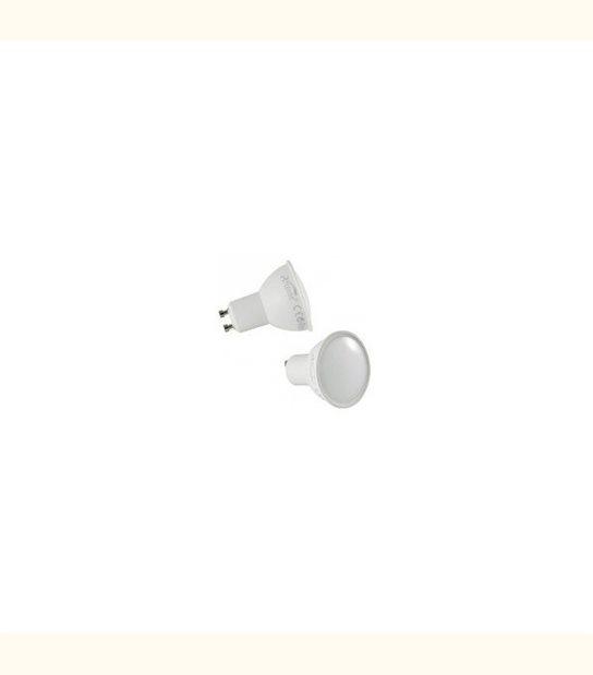 Lot de 2 spots led GU10 3 watt (eq. 30 watt) - 110° - Couleur - Blanc chaud 3000°K - OLD-LEDFLASH - siageo-led.com