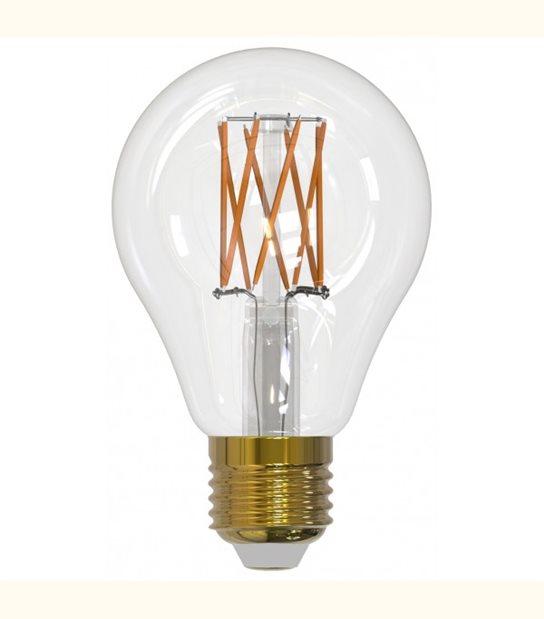 Filament LED A70 E27 8 watt (eq. 110 watt) GIRARD SUDRON - Couleur - Blanc neutre 4000°K, Finition - Claire - OLD-LEDFLASH - siageo-led.com