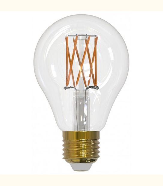 Filament LED A70 E27 10 watt (eq. 150 watt) GIRARD SUDRON - Couleur - Blanc chaud 2700°K, Finition - Dépolie - OLD-LEDFLASH - siageo-led.com