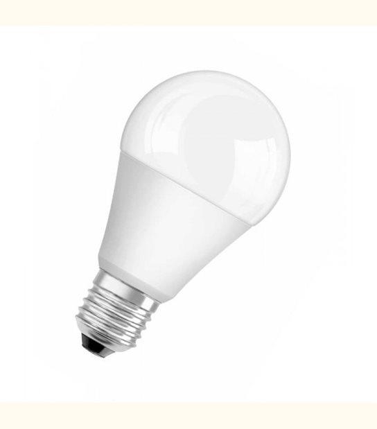 Ampoule led Standard E27 14,5 watt (eq. 100 watt) Dimmable Superstar OSRAM - Couleur - Blanc chaud 2700°K, Finition - Dépolie - OLD-LEDFLASH - siageo-led.com
