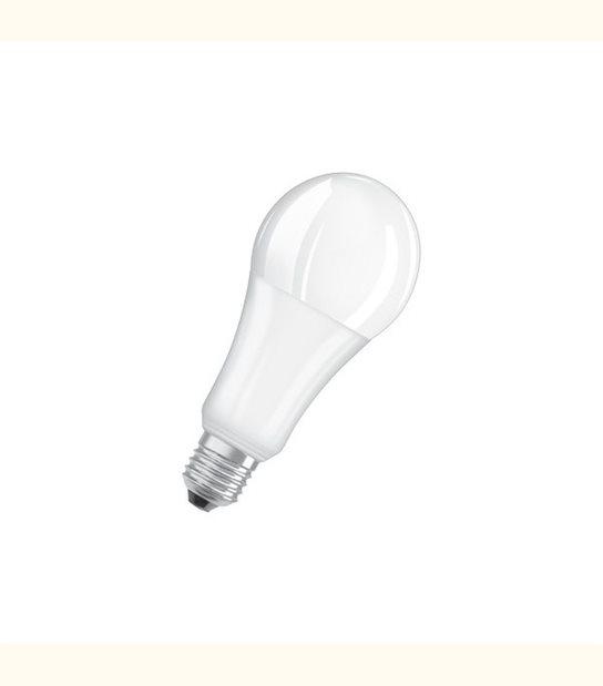 Ampoule led Standard E27 20 watt (eq. 150 watt) Star OSRAM - Couleur - Blanc chaud 2700°K, Finition - Dépolie - OLD-LEDFLASH - siageo-led.com