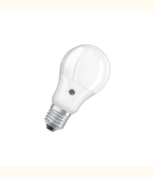 Ampoule led Standard E27 5 watt (eq. 40 watt) Star OSRAM - Couleur - Blanc chaud 2700°K, Finition - Dépolie - OLD-LEDFLASH - siageo-led.com