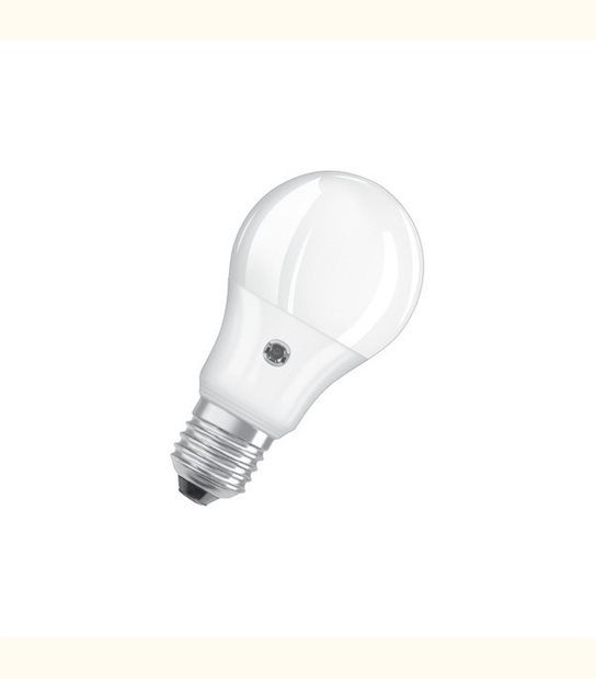 Ampoule led Standard E27 5 watt (eq. 40 watt) Star OSRAM - Couleur - Blanc chaud 2700°K, Finition - Claire - OLD-LEDFLASH - siageo-led.com