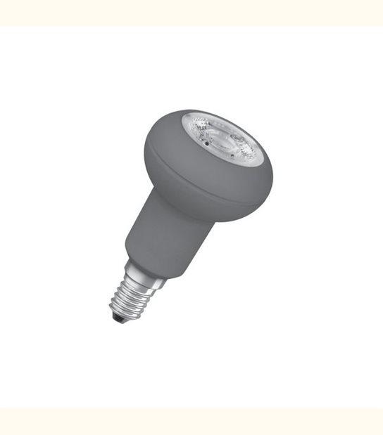 Ampoule led Réflecteur E14 R50 3,5 watt (eq. 46 watt) Dimmable Superstar OSRAM - Couleur - Blanc chaud 2700°K - OLD-LEDFLASH - siageo-led.com