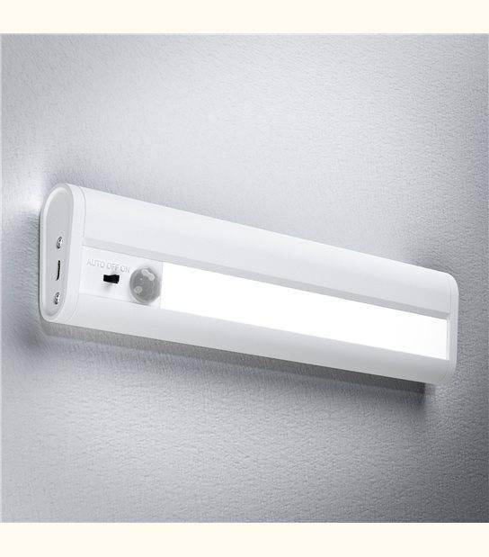 Luminaire à Piles LinearLED Mobile 200 Blanc - OLD-LEDFLASH - siageo-led.com