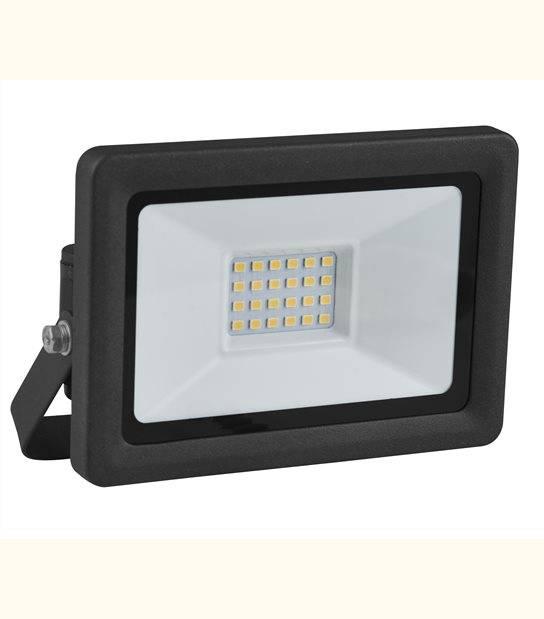Projecteur LED 20 watt IP65 ultra plat - 4000°K - OLD-LEDFLASH - siageo-led.com