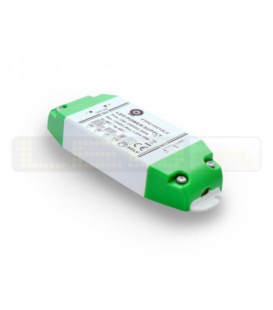 Transformateur spécial LED FTPC 12V de 15W - 245473 - TRANSFORMATEUR SPECIAL LED - siageo-led.com